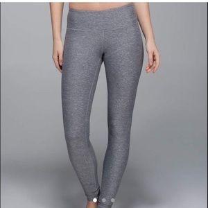 SOLD Gray Lululemon Leggings